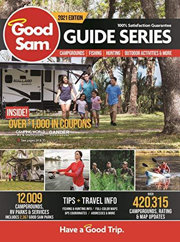 2021 Good Sam Campground & Coupon Guide (Good Sams RV Travel Guide &