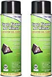 Nu-Calgon 4171-75 Evap Foam No Rinse Evaporator Coil Cleaner, 18 oz. (Pack of 2)