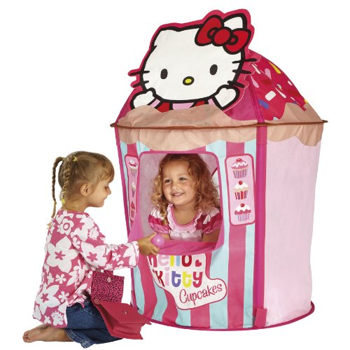 Hello Kitty Spielzelt Kinderzelt Zelt Cupcake