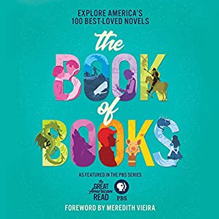 The Great American Read: The Book of Books audiobook cover art