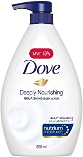 Dove Deeply Nourishing Body Wash 800 ml