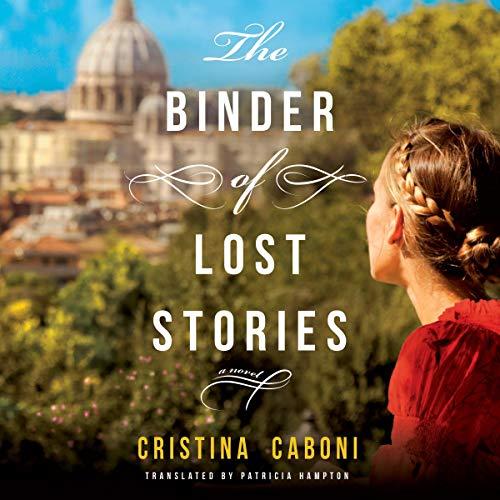 The Binder of Lost Stories cover art