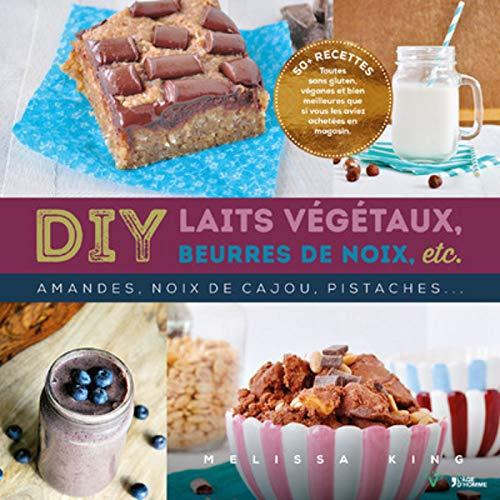 DIY Laits végétaux, beurres de noix, etc...