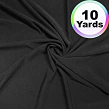 ITY Fabric | 10 Yard Continuous | Jersey Lycra Knit | 2-Way Stretch | 60