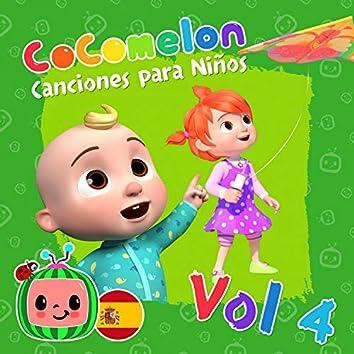 Cocomelon Éxitos para Niños, Vol 4