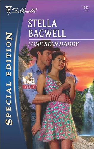 Lone Star Daddy (Men of the West Book 17) (English Edition)