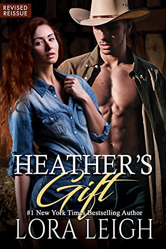 Heather's Gift (Men of August Book 3) (English Edition)