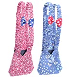 pranovo Pet Diaper Nappy Poultry Cloth for Goose Duck Hen Chicken Fashionable (S Thick)