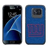 NFL New York Giants True Grip Football Pebble Grain Feel Samsung Galaxy S7 Case