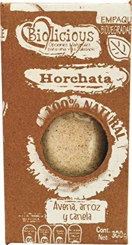 Biolicious Horchata de Avena Amaranto y Arroz, 300 g