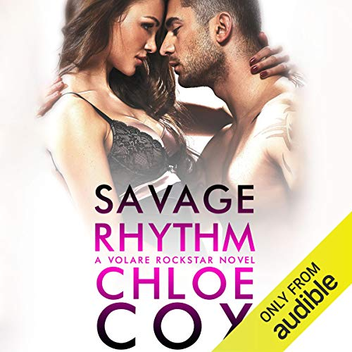 Savage Rhythm audiobook cover art