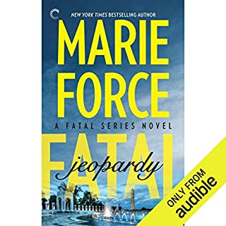 Fatal Jeopardy                   Written by:                                                                                                                                 Marie Force                               Narrated by:                                                                                                                                 Eva Kaminsky                      Length: 10 hrs and 23 mins     1 rating     Overall 5.0