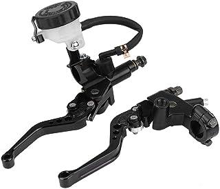 Bremshebel und Kupplungszylinder, Universal, für Motorrad, 22 mm, 2 Stück