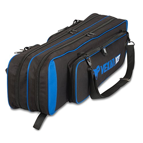 Vexan ICE Fishing Rod & Tackle Bag 36' Semi Soft...