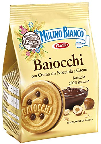 Mulino Bianco Bisquitkekse Baiocchi, 260 g