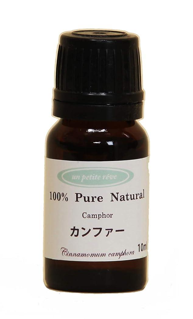 予報驚き家事カンファー  10ml 100%天然アロマエッセンシャルオイル(精油)