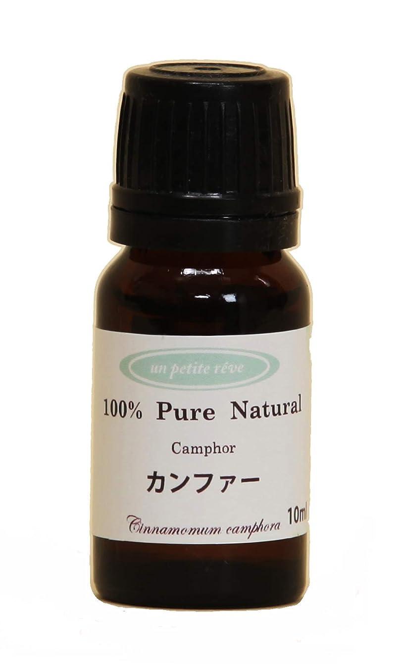 薬物理学者脅かすカンファー  10ml 100%天然アロマエッセンシャルオイル(精油)