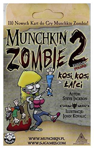 Munchkin Zombie 2 Kosi, Kosi Lapci