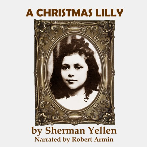 A Christmas Lilly audiobook cover art