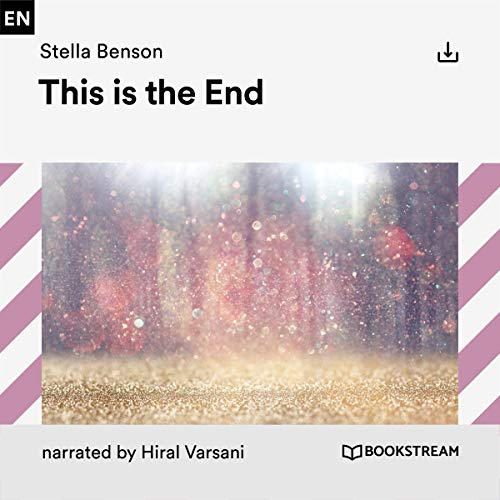 This Is the End audiobook cover art