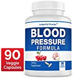 Longevity Blood Pressure Formula [90 Capsules] - Scientifically...