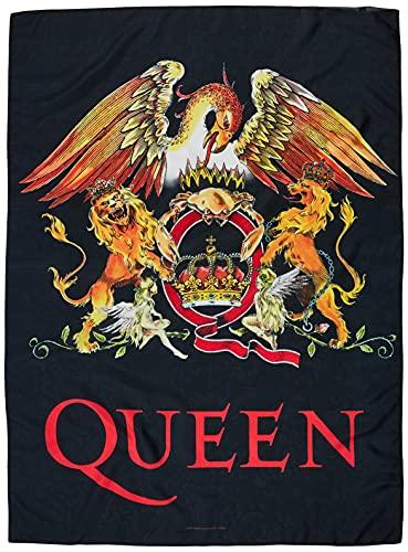 Queen Poster classic Crest logo Nue offiziell Textile 75cm x 110cm