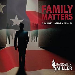Family Matters audiobook cover art