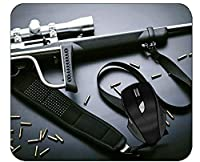 OfficeマウスパッドガンRuger Rifle Professionalマウスパッド