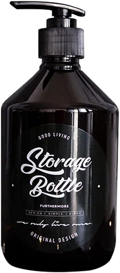 shangdi Soap Shampoo Dispenser Containers Pump Bottle Empty Plas