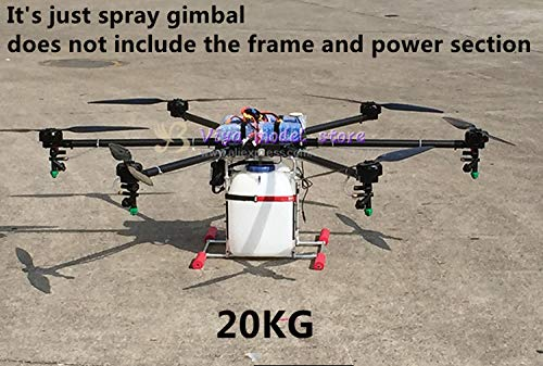 Yoton Accessories 20KG The DIY Pesticide Spraying System Sprayer Spray Aluminum Alloy for Agricultural Multi-Rotor Drone