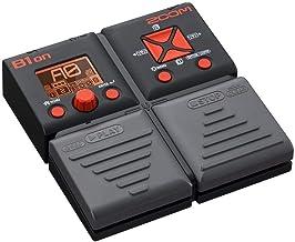 Zoom - B1 on pedal de bajo