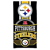 WinCraft NFL Pittsburgh Steelers Beach Towel 150x75cm