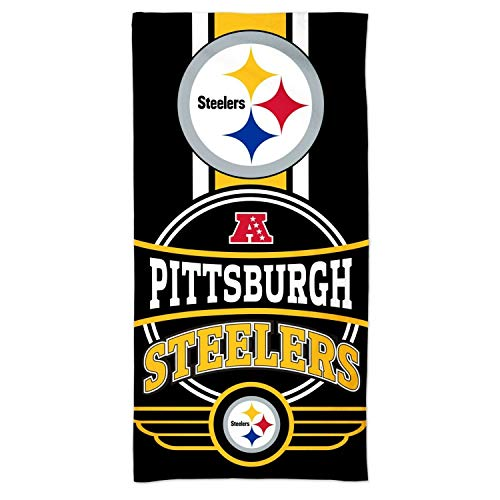 Wincraft NFL Pittsburgh Steelers Strandtuch 150x75cm