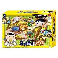 ミミワールドヒップ探偵プッシュプッシュ囲碁ボードゲーム Mimi World Hip Detective Push Push GO Board Game