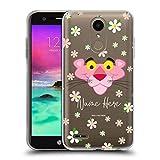 Head Case Designs sous Licence Officielle The Pink Panther Coutume Personnalisé Fleurs Art Coque en...
