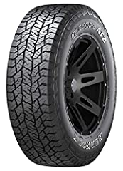 Tread wear: 60, 000 miles It delivers a superior blend of all-around performance. It strikes the perfect balance between off-road traction and on-road manners Made in South Korea Package Height: 11.2""