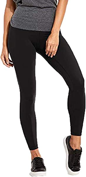 Wodceeke High Waist Yoga Pants For Women Soild Strech Fitness Workout Tight Pants Trousers