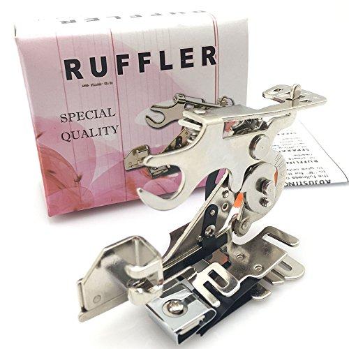 FQTANJU Ruffler Sewing Machine Pres…
