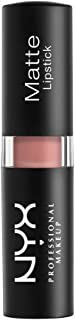NYX Matte Lipstick, Euro Trash