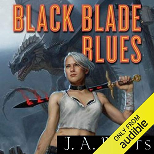 Black Blade Blues Titelbild