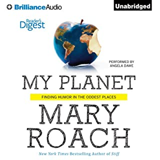 My Planet audiobook cover art