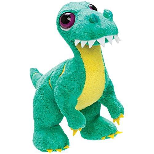 Suki Gifts - 14376 - Peluche - Dinoz - Velociraptor, Vert