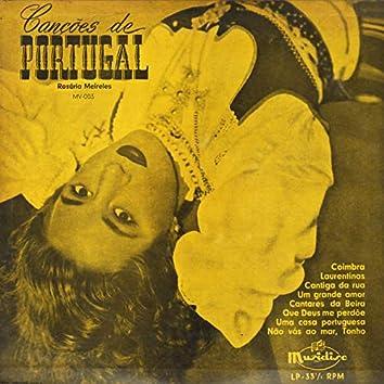Canções de Portugal