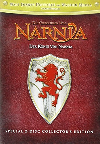 Die Chroniken von Narnia, Special Editon Walt Disney (2-DVD'S)