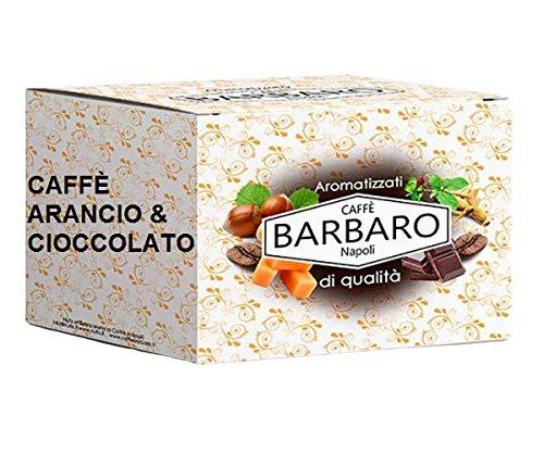 KOFFIE SINAASAPPEL & CHOCOLADE BARBARO - Box 20 PADS ESE44 7.5g