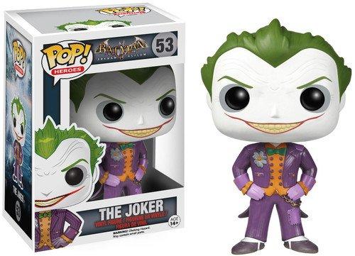 Funko Pop! - Vinyl: DC: Arkham Asylum: Joker (4339