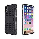 Momorain 2 en 1 Mobile Phone Etui de Protection pour iPhone8 TPU & PC Étanche...