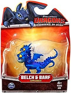 ヒックとドラゴン バーク島の冒険 コレクティブルミニフィギュア ジップルバック / ベルク&バルフ 【DRAGONS DEFENDERS OF BERK / HOW TO TRAIN YOUR DRAGON】【Belch & Barf】【Blue Version】