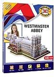 Cheatwell Games 2309 - Puzzle en 3D, diseño Abadía de Westminster