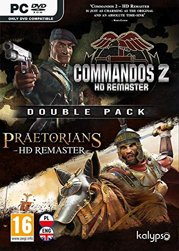 Commandos 2 & Praetorians HD Remaster Doube Pack
